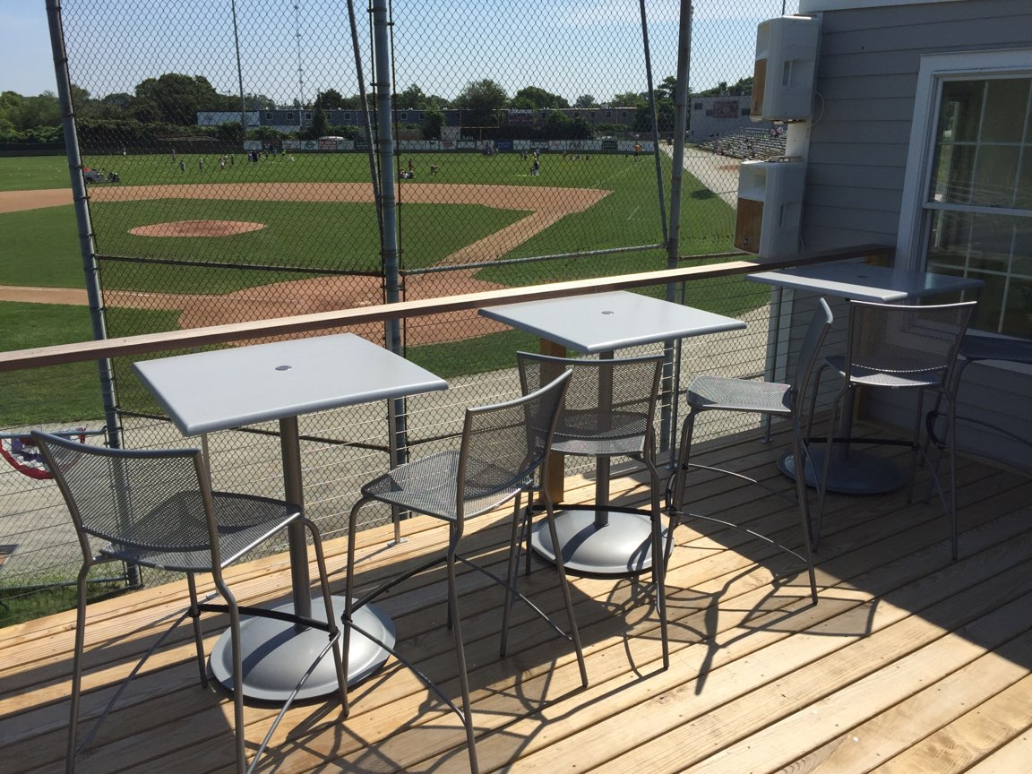 VIP Seating Now Available in The Crow\'s Nest