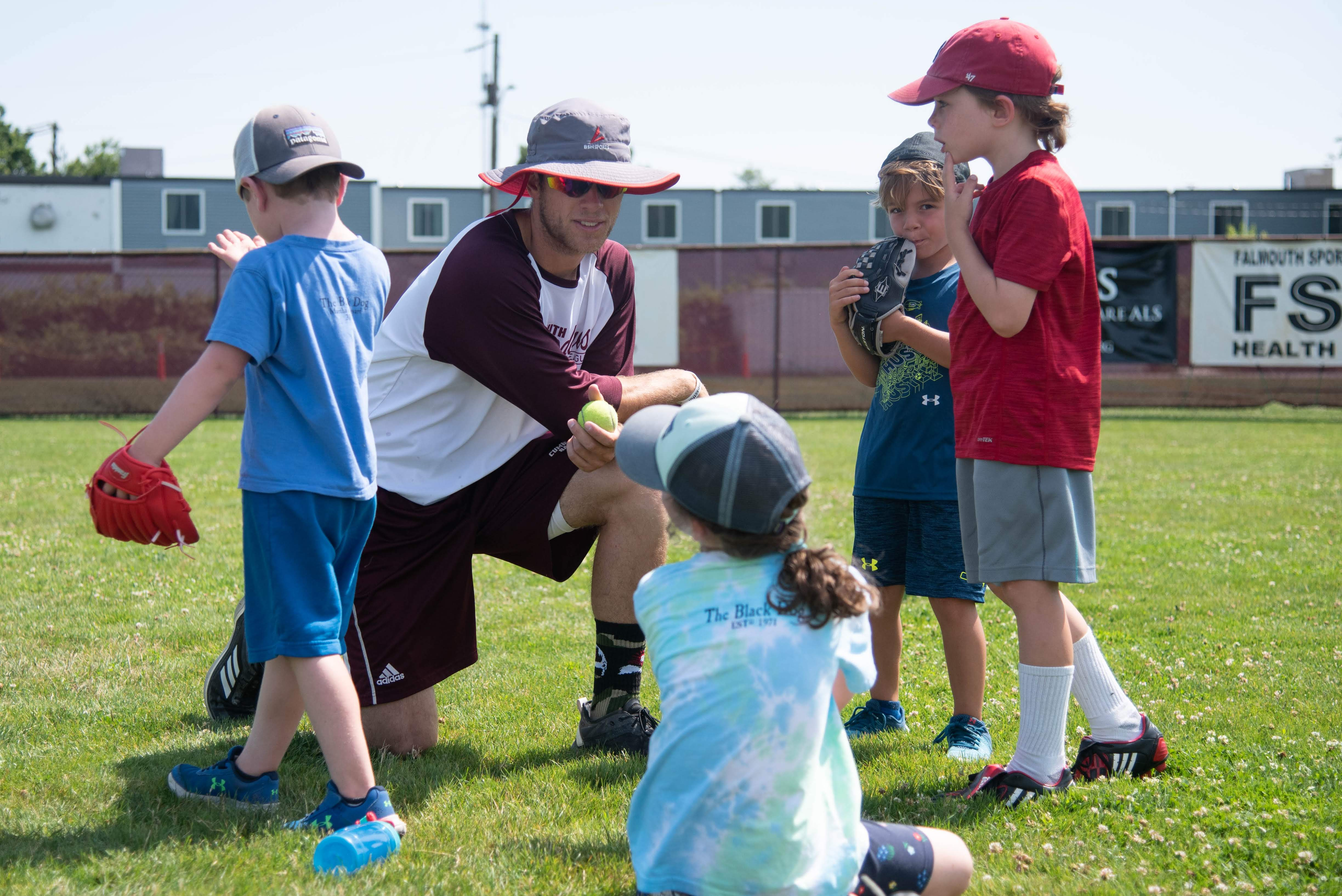 Baseball Clinic for kids --- sign up here!